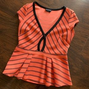 Bebe Top Size Small NWOT ❤️